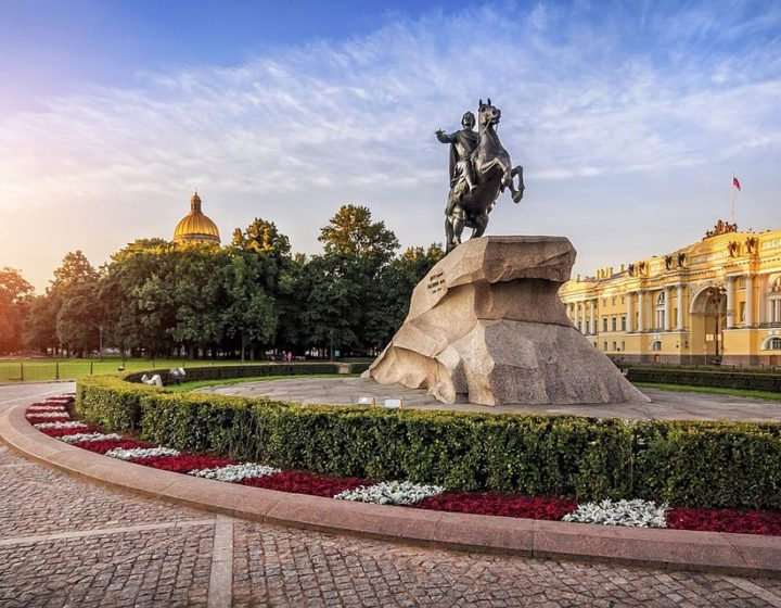Тур в Санкт Петербург